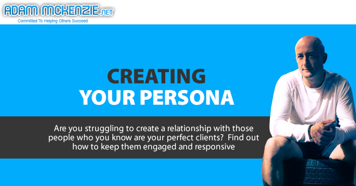 Creating Your Persona